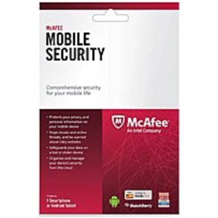 McAfee WSS14EBF1RAA Mobile Security Suite 2014 - Windows (Refurbished)