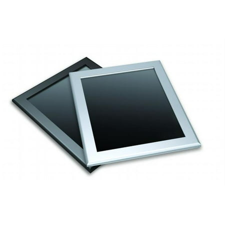 Testrite Visual Products ME9-B Easy-Open SnapFrames 24 in. X 36 in. Easy Open Snap Frame-Black