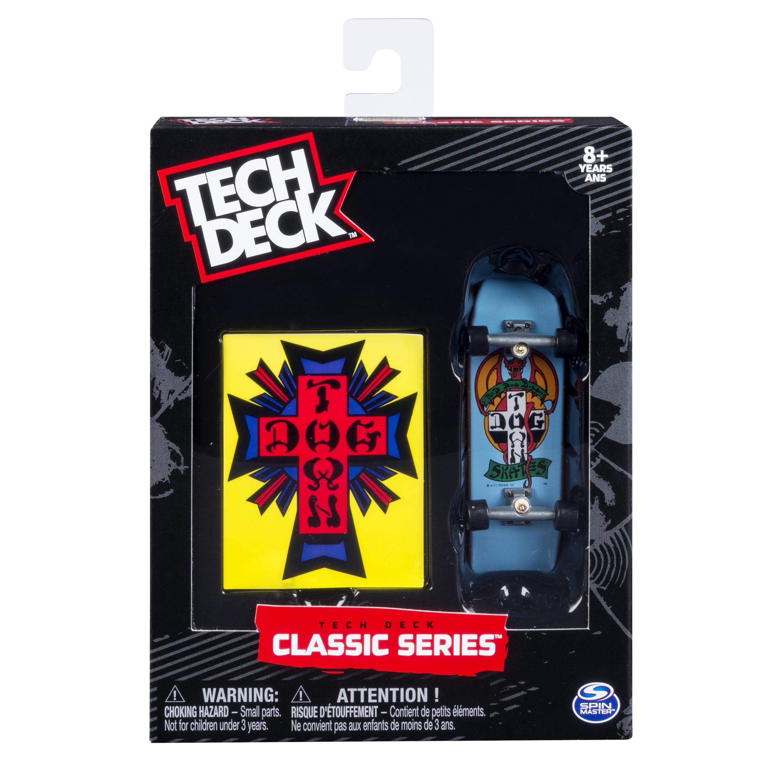 Tech Deck - Classic Series - Dogtown - Blue