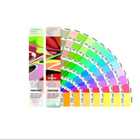 Pantone GP1601 Plus Formula Guide Solid Coated & Solid Uncoated Color Book