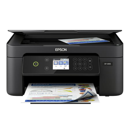 Epson Expression Home XP-4105  Wireless All-in-One Color Inkjet
