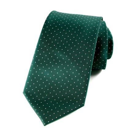 Dot Long Tie (Spring Notion Men's Woven Dotted Necktie)