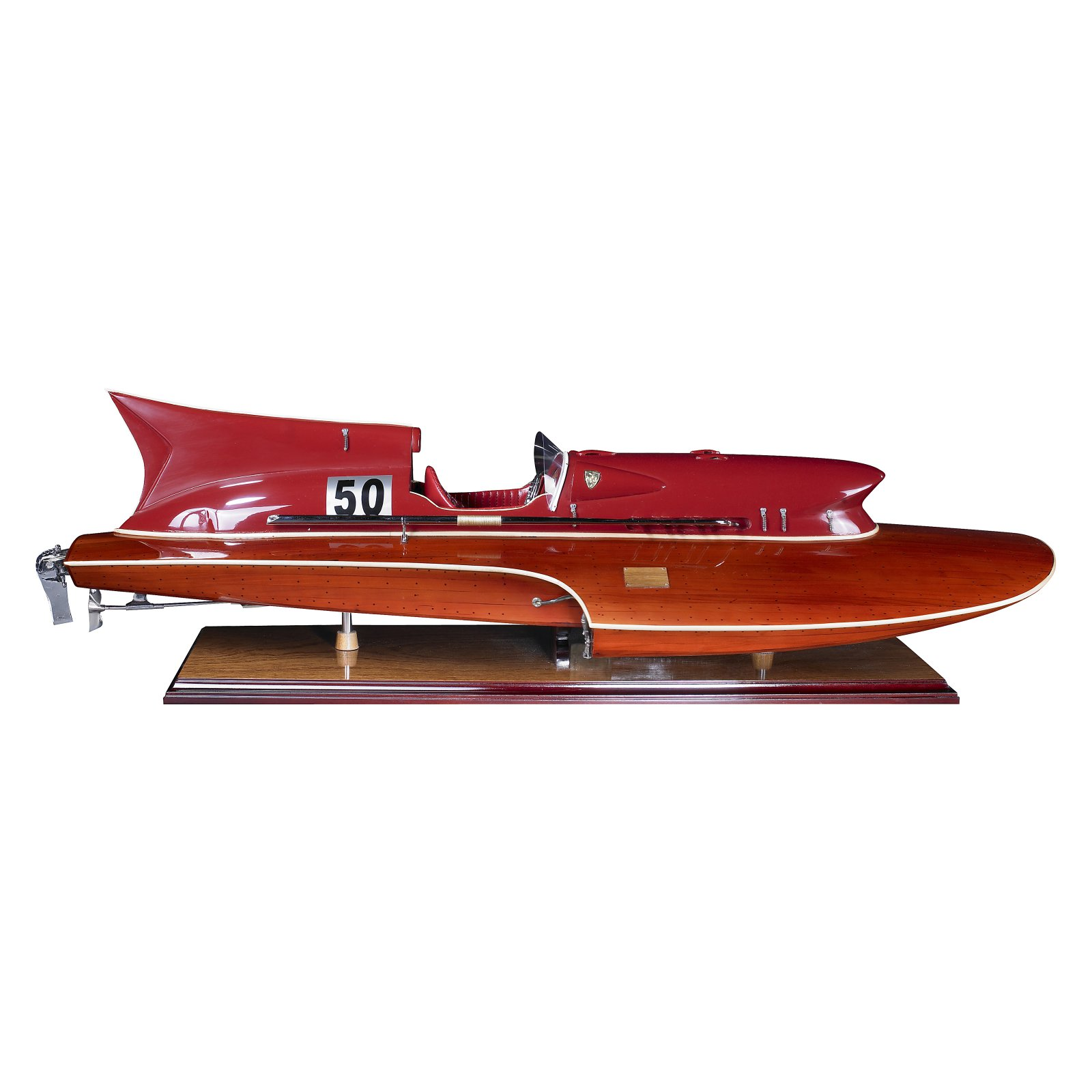 Authentic Models Thunderboat by Authentic Models