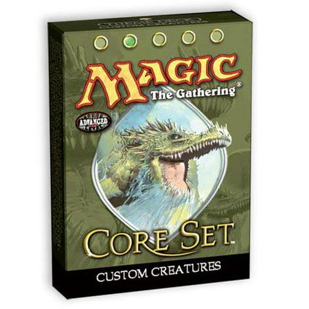 MtG 9th Edition Custom Creatures Theme Deck