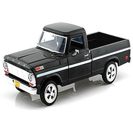 Showcasts Collectibles 1969 Ford F-100 Pickup Truck 1/24 Scale Diecast Model Car -