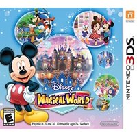 Disney Magical World - 3DS, By Nintendo