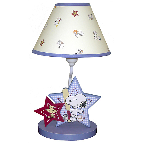 Bedtime Originals Lamp W/shade