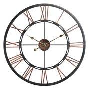 Mallory Oversized Wall Clock - 27.5 diam. In.