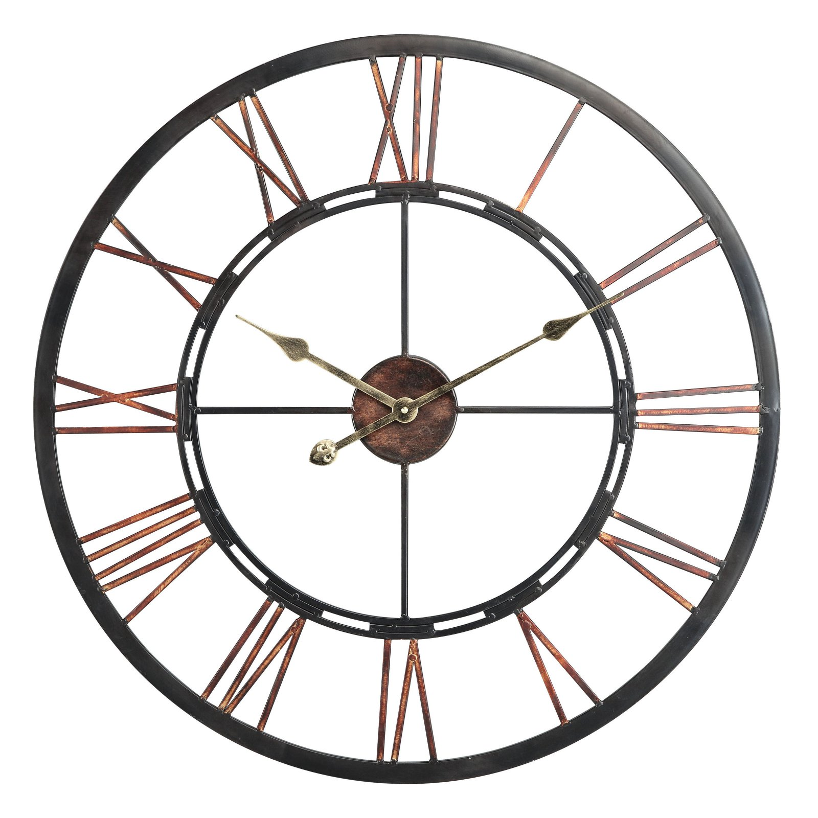 Mallory Oversized Wall Clock - 27.5 diam. In.
