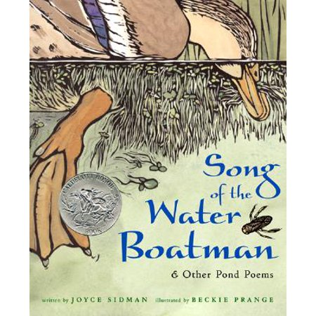 Halloween Poems Songs Kids (Song of the Water Boatman and Other Pond)