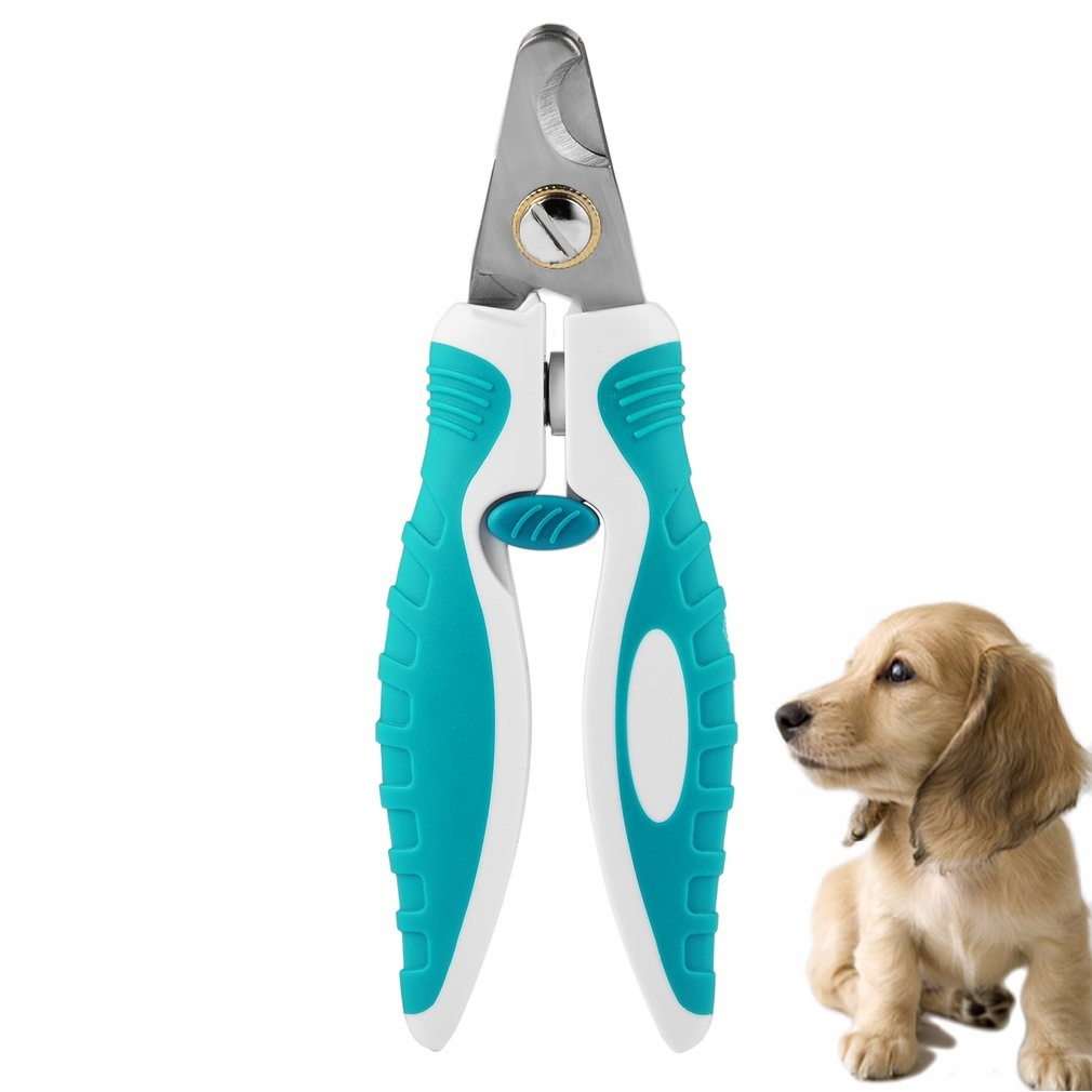 Pet Spring Nail Clipper Animal Dog Cats Nail Scissors Toe Claw Nail Cutter, Give Your Lovely Pet A Clean Claw