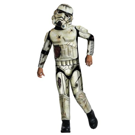 Stars In Halloween Costumes (Star Wars Boys Death Trooper Halloween)