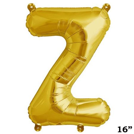 Partycity Number (Efavormart Gold 16