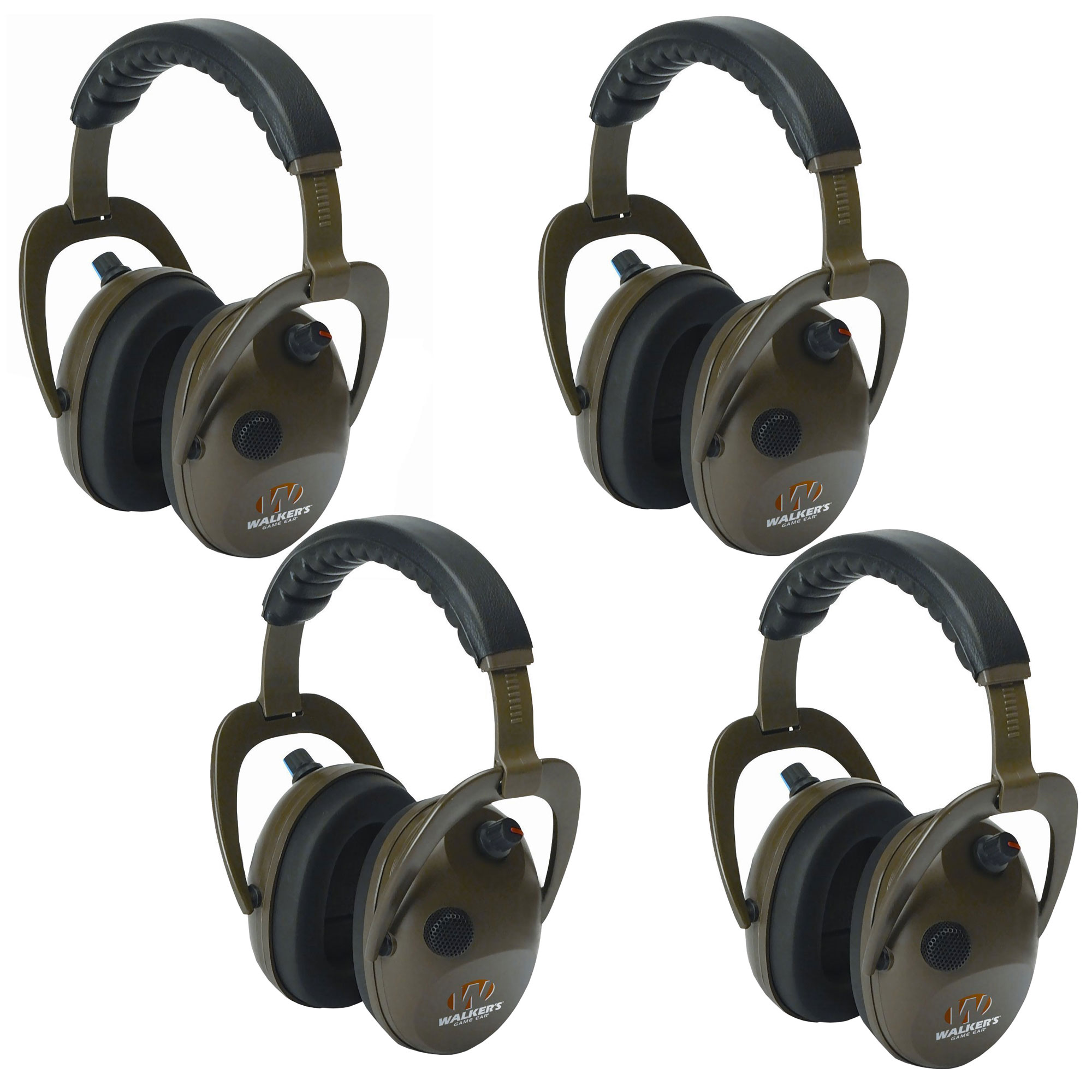 Walker's Game Ear Compact Noise Reducing & Isolating Alph...