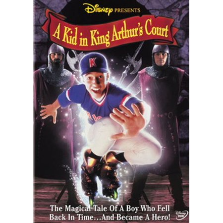 A Kid In King Arthur's Court (DVD)