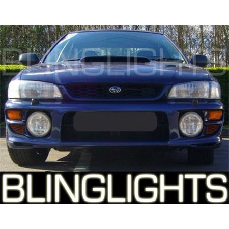 New 1993-2001 Subaru Impreza RS WRX Fog Lamp Driving Light Kit