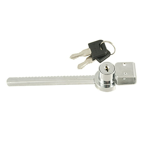 Sliding Saw Glass Showcase Cabinet Lock and Key Counter
