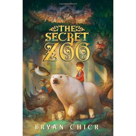 The Secret Zoo (Bk. 1) - image 1 de 1