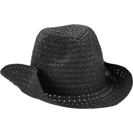 ccaaa3cd Women's Straw Cowboy Hat - Walmart.com