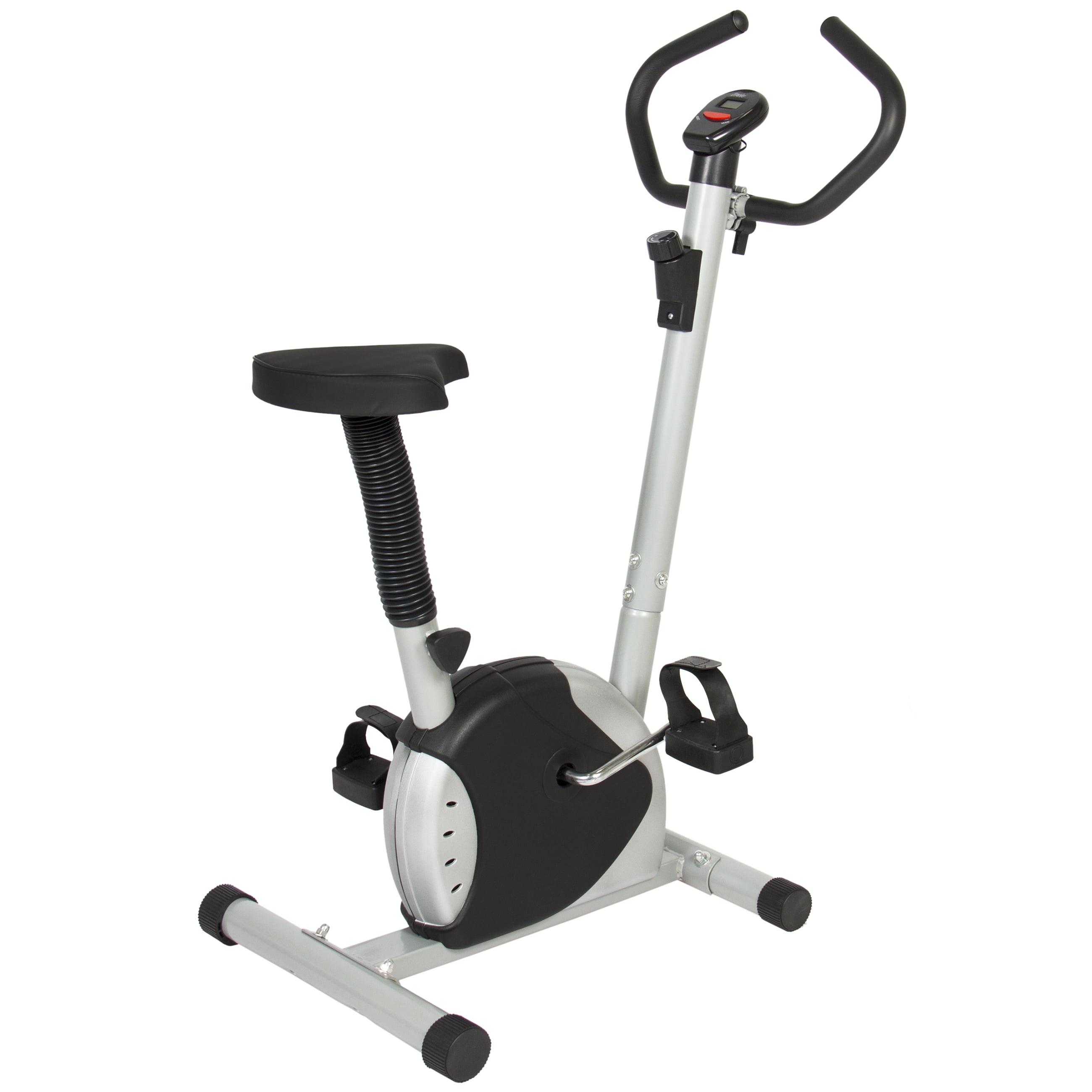 Ironman h class 210 indoor upright exercise bike with 21 computer