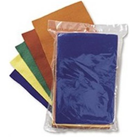 Felt Art (Art Supplies FELT12 9 X 12 Felt, Assorted, 12 Piece )