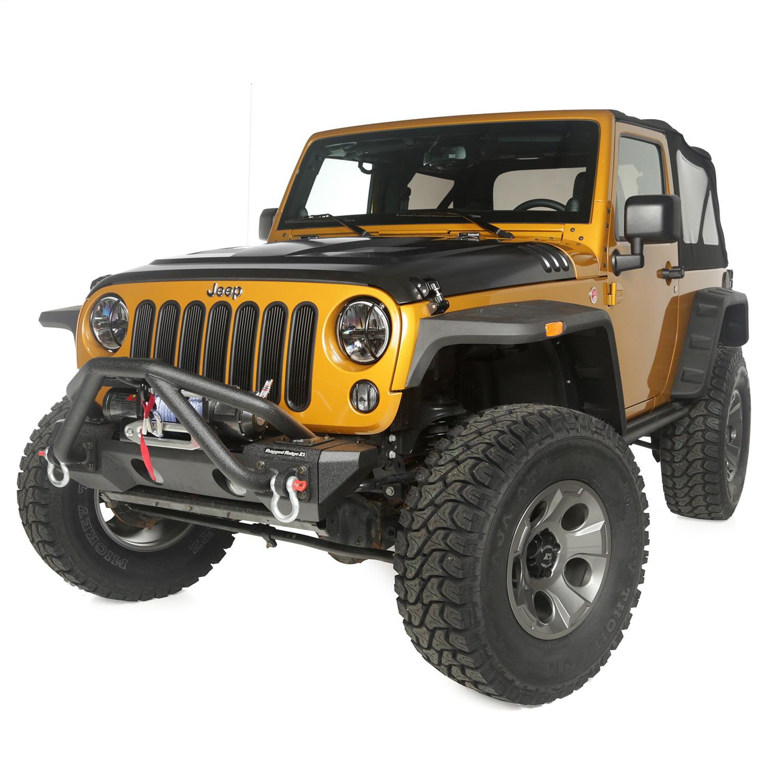 Rugged Ridge 12498.88 Teton Package Jeep Accessories Kit Fits Wrangler (JK) by Rugged Ridge