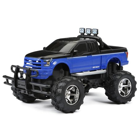 New Bright RC Chargers 1:15 Scale Radio Control Ford F-150 (Ford F 150 Remote Control)