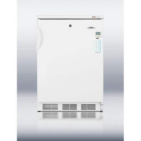 Medical Built-in Under-Counter Manual Defrost -25 C Upright Freezer