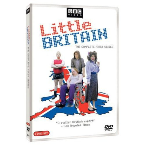 Little Britain Little Britain: The Complete First Series [2 Discs] [DVD] by TIME WARNER