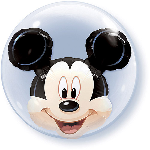 "Burton & Burton 24"" Mickey Mouse Balloon"