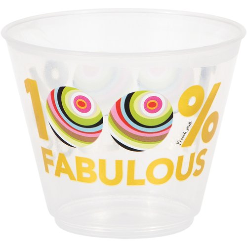 Creative Converting Ring Plastic Disposable Cup