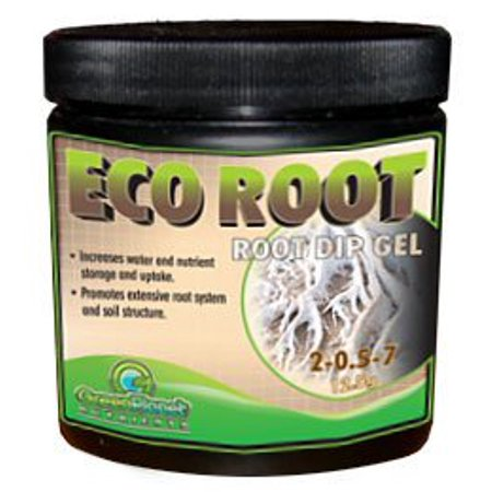 (Green Planet Nutrients - ECO ROOT (5g) | Manufacture the Finest Cuttings and Clones - 16 Different Forms of Mycorrhizal Fungi to Build a Natural Microbial System)