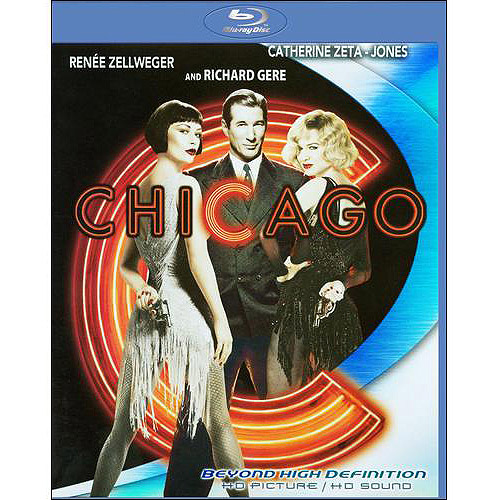 Chicago (Blu-ray) (Widescreen)