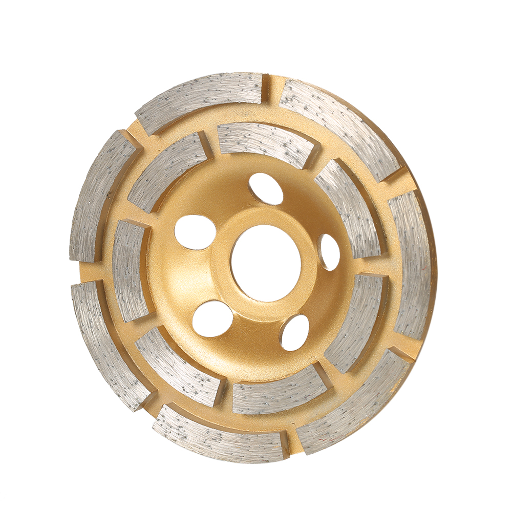 100mm Diamond Grinding Concrete Bowl Cup Wheel Disc Industrial Masonry Stone New