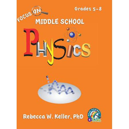 Focus on Middle School Physics Student Textbook (Hardcover) - Halloween Art Projects For Middle School Students