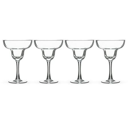 Downtown Margarita Glasses - 10 oz - Set of 4](Wholesale Margarita Glasses)
