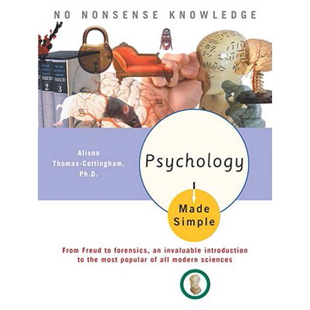 Psychology Made Simple - eBook