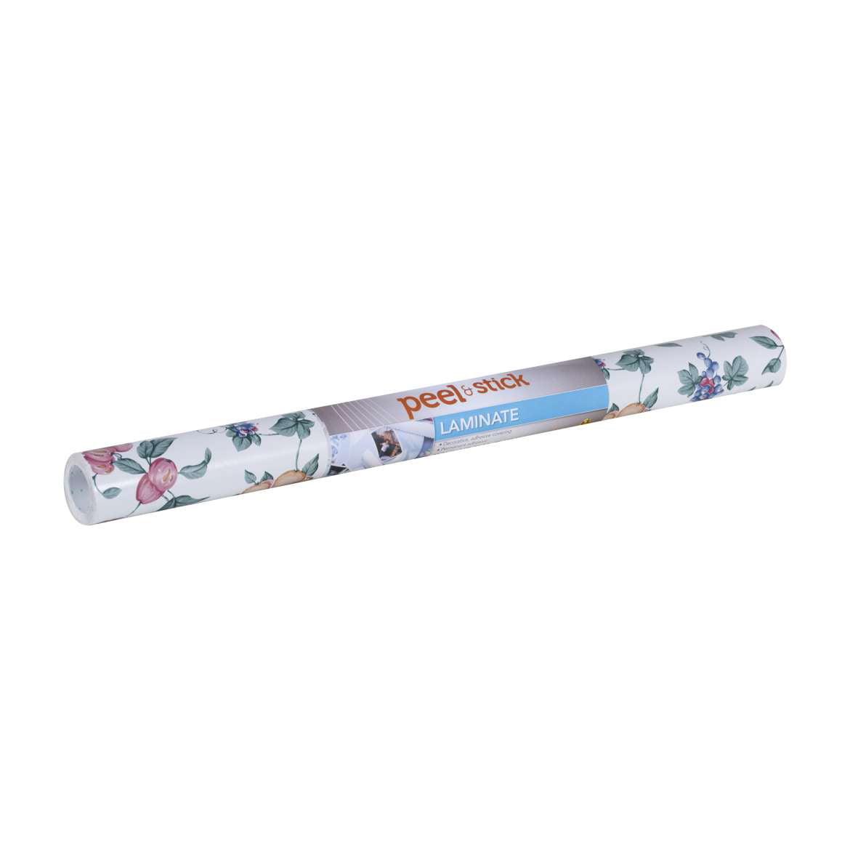 "Duck Brand, Peel and Stick Laminate, Adhesive Shelf Liner, 20"" x 15', Fruit Elegance"