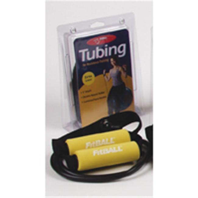 FitBALL FBTB-XLITE FitBALL Tubing - Yellow X-Light 4 ft. Length