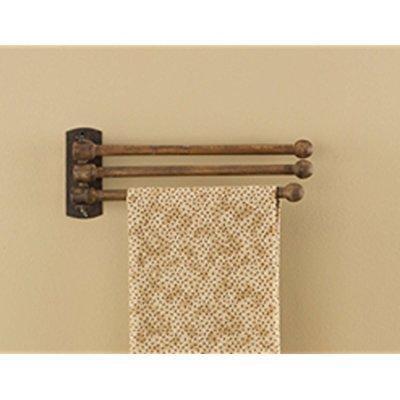 Horse Wood Rack - wood towel rack