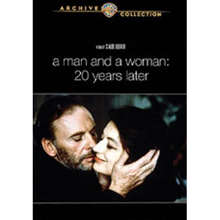 A Man And A Woman: 20 Years Later (DVD)](Transformation Man To Woman)