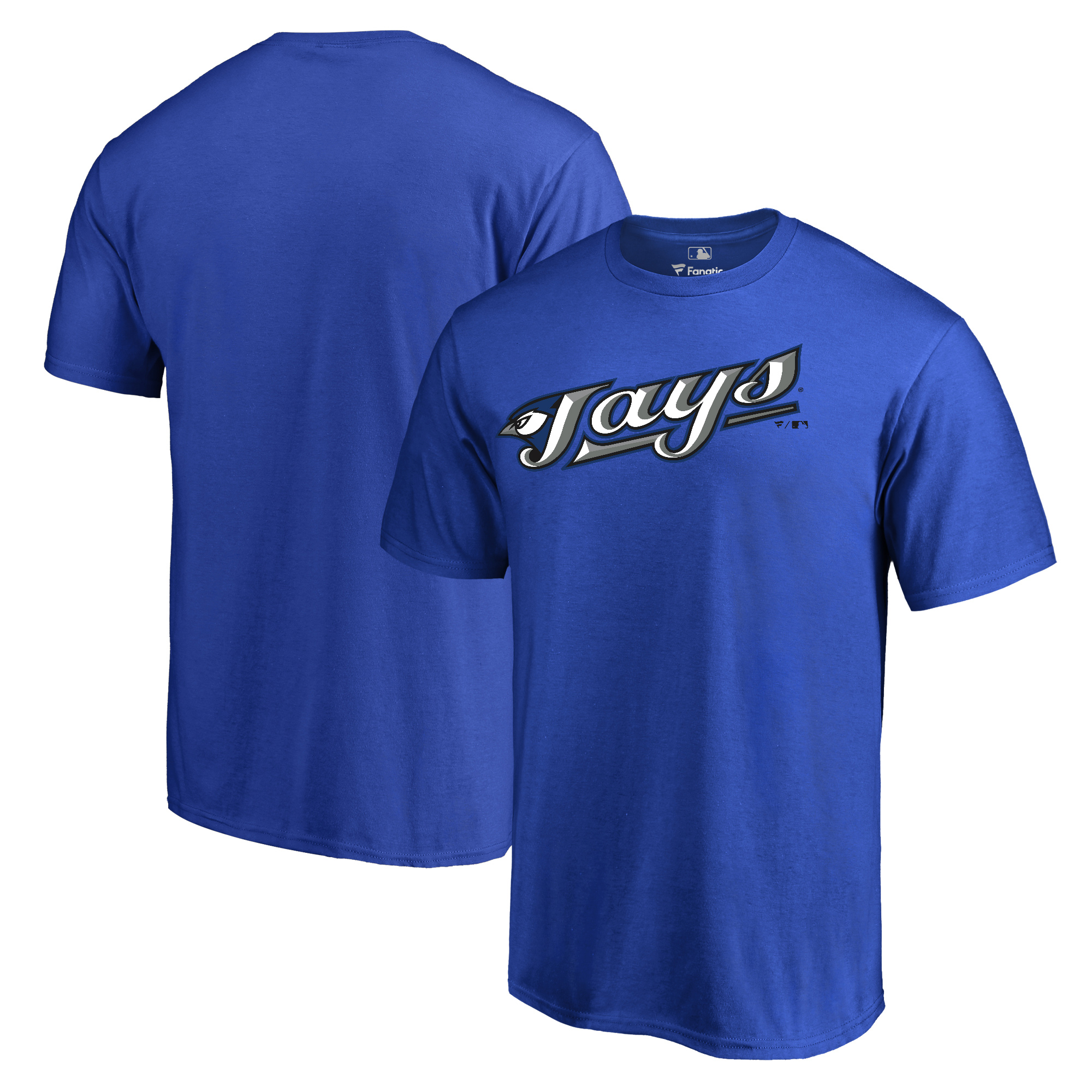 Toronto Blue Jays Fanatics Branded Cooperstown Collection Wahconah T-Shirt - Royal