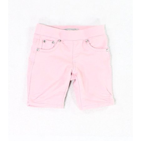 4e2639618a508 Tractr Light Girls Rhinestone Pull On Stretch Bermuda Shorts - Walmart.com