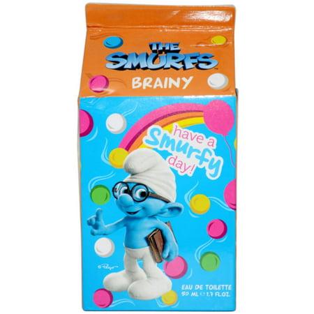 First American Brands The Smurfs Brainy EDT Spray, 1.7 oz