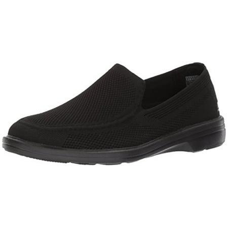 Skechers - 65294 Black Mark Nason Shoes Men s Memory Foam Dress Knit Slip  On Comfort Loafer - Walmart.com
