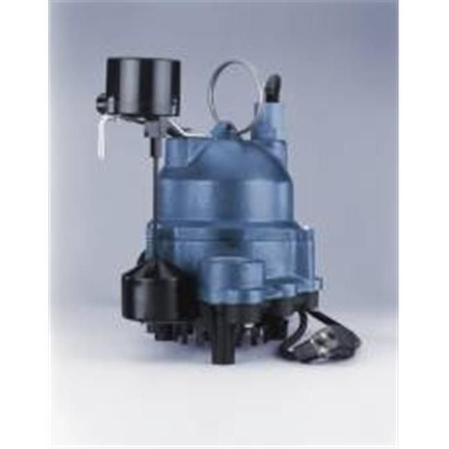 STA-RITE 521039 .5 Hp Submersible Cast Iron Sump Pump