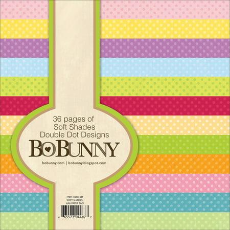 BoBunny Double Dot Paper Pad 6