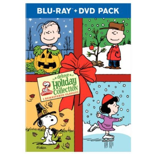 Peanuts - Peanuts: Holiday Collection [Blu-ray]