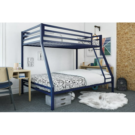 Mainstays Premium Twin Over Full Bunk Bed