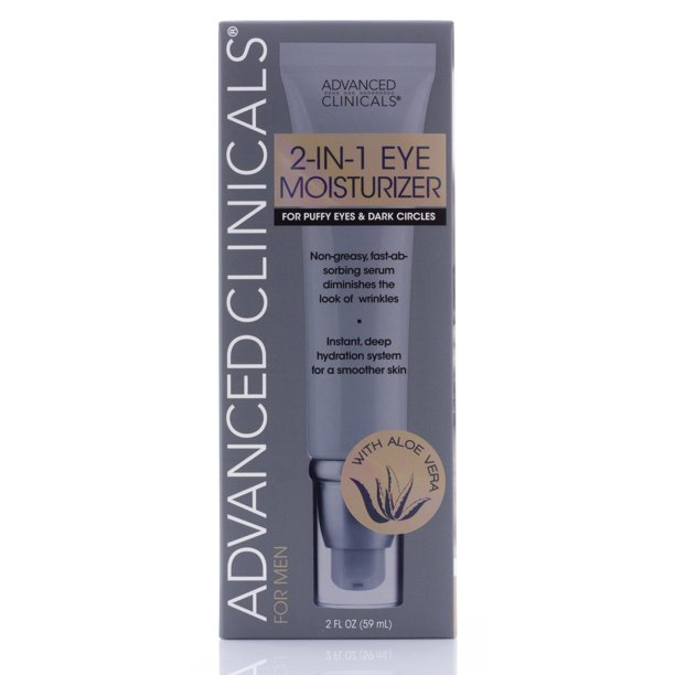 2 In 1 Eye Cream For Dark Circles And Puffiness With Retinol And